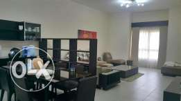 3br fully furnished apartment for rent in saar near st school