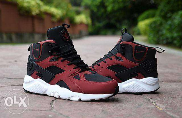 Nike huarache high top