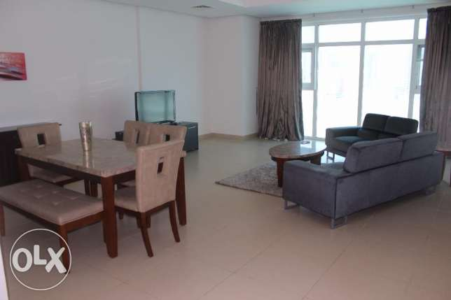 Maids room, Balcony Sea view 2 BR in Seef