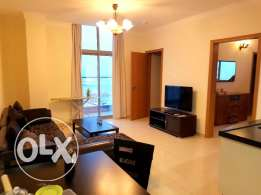 Fully furnished apartment for rent at Amwaj (Ref No: 28AJM)
