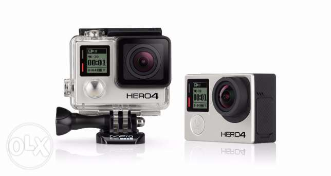 For sale GoPro Hero 4 Black