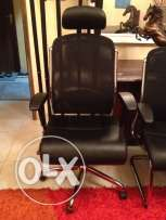 Office leather Chair BD30