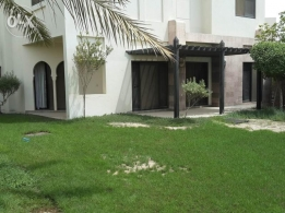 5 BR fully furnished(NEW) villa with garden & facility - all inclusiv