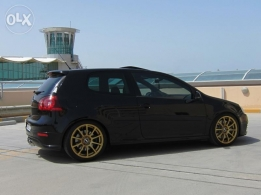 2008 Supercharged Golf R32 1of1