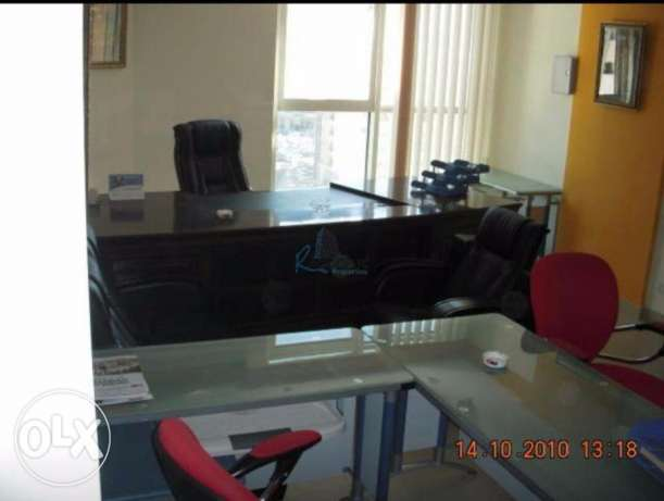 Office space convenient from all ways
