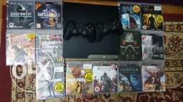 For Sale PS3 In Excellent Condition With 13 Games