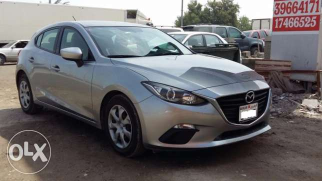 Mazda 3 2015 Hatchback Monthly 88