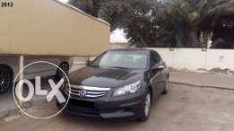 For Sale Honda Accord (2014 model)