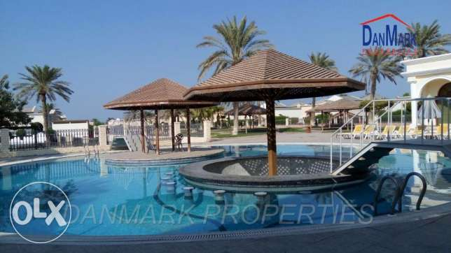 4 Bedroom Fully Furnished Resort with Private Garden for rent BARBAR