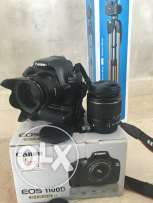 canon d1100 for sale with lens and many more