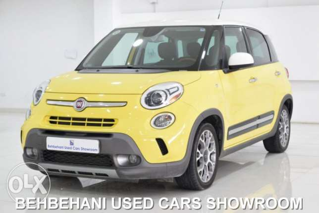 For Sale for FIAT 500L 2015