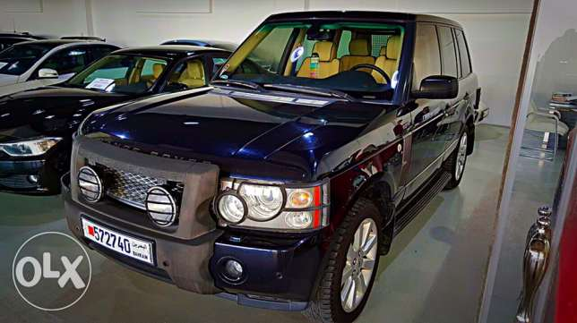 Range Rover Vogue Supercharge full option 2008