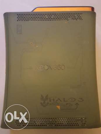 Xbox360 halo 3 limited edition + 2 games