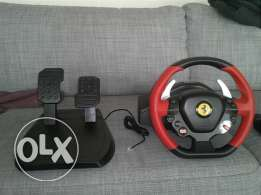 Steering wheel for your xbox one