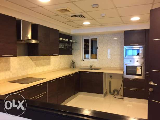 Spacious and comfortable 2 bedrooms flat for rent at Juffair