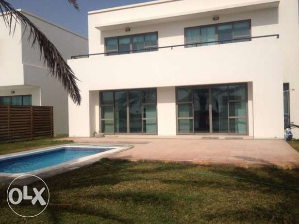5 bedrooms Villa having Private Beach access, Garden and Private pool