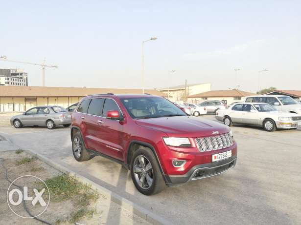 2015 Jeep Grand Cherokee Limited V8 Under warranty