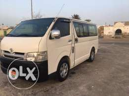 Toyota Hiace Goods 2009 FOR SALE!!! 6 Seater
