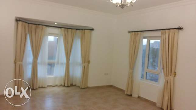 Semi furnished 3 BHK flat beside St Christopher school