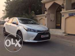 Expat lost job want to sale Toyota corrola 2016 Sport full option.
