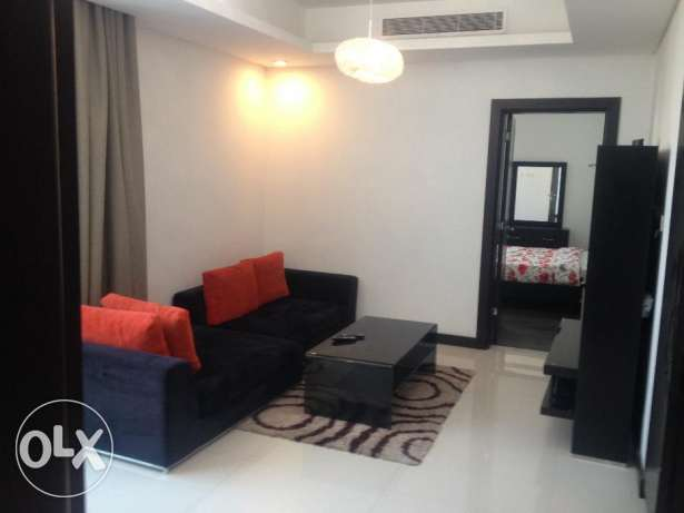 Luxury Two bedrooms apartment in Seef rent 550