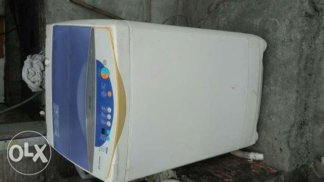 Washing machine for sale good conditions good working with delivery