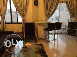 flat 1 bedroom for rent in amwaj flooting city