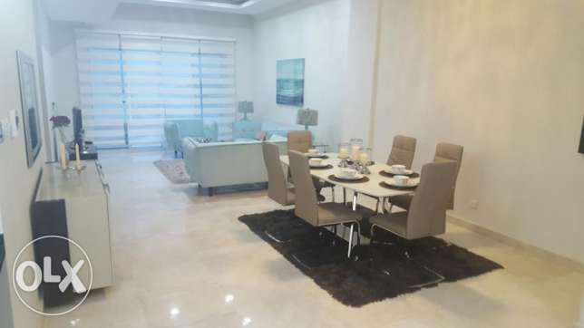 3bedroom flat for rent in amwaj island 168 sqm .
