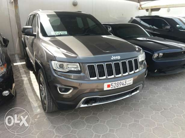 Jeep GRAND CHEROKEE like new! Only 21k kilometers