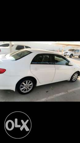 Toyota corolla Model 2009GLi very good condition