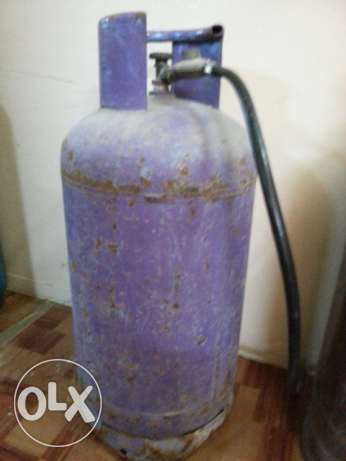 GAS CYLINDER ( Andalous Gas ) Urgent Sale.FREE DELIVERY.