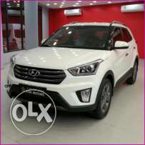 hyundai creta with 0 downpayment