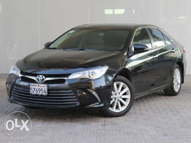 Toyota Camry 2.5 GLX Mid Option 2016 Black For Sale