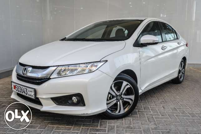 Honda city 2016 4Dr 1.5L