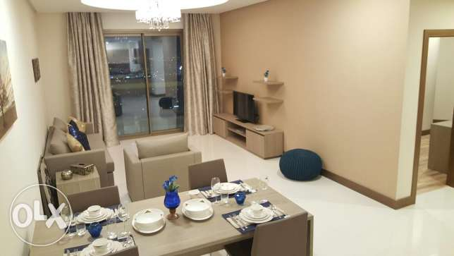 Luxurious two bedroom apartment in Seef/ closed to city Centre