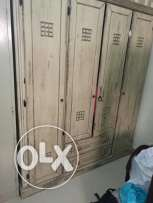 Solid wood cupboard35bd