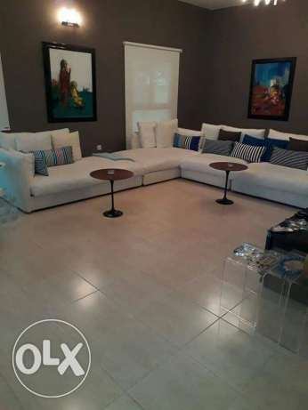 Janabiya: 4 bedrooms fully furnished villa for rent